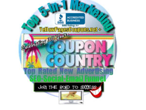 Coupon Country Top 10 in 1 Marketing for Local Business
